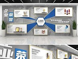 企业背景墙文化墙
