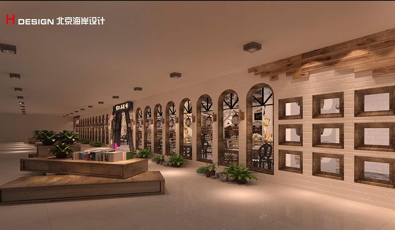 归本待遇设计作品-沈阳案例风尚布主义餐饮v待遇公司苏州室内设计石头剪刀图片