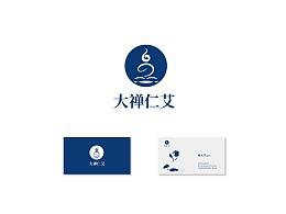 大禅仁艾logo