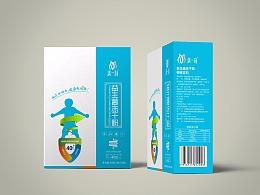 益生菌 儿童食品 母婴食品包装