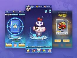 萌宠激斗 游戏UI视觉设计项目总结