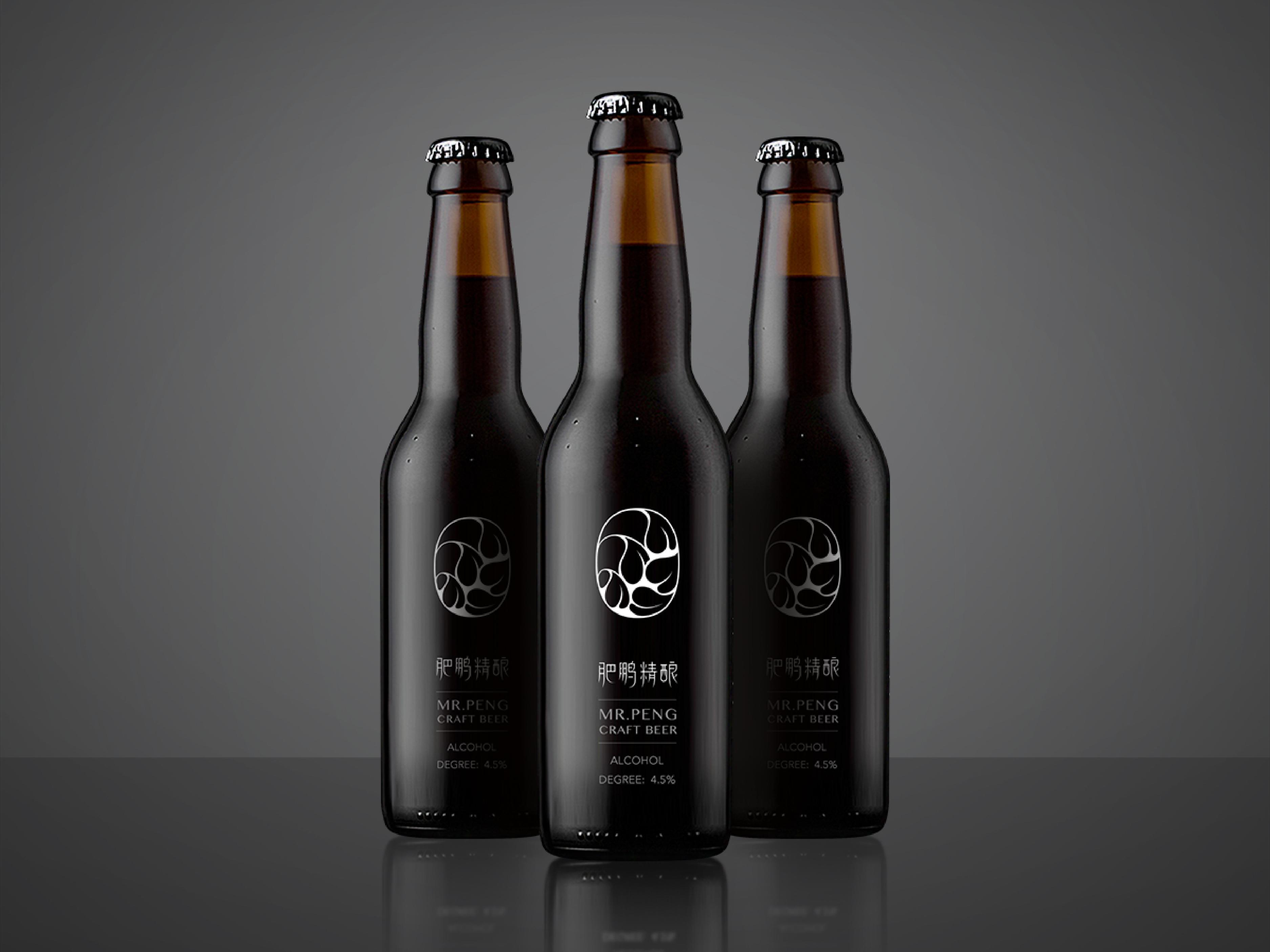 肥鹏精酿 - 精酿啤酒logo设计