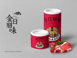 金日猪肉松-包装