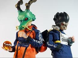 Street Mask - Garot & Vitta 夢の格鬥家