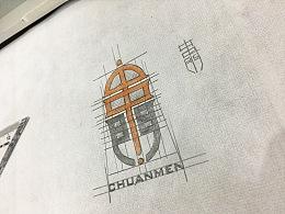串门logo设计