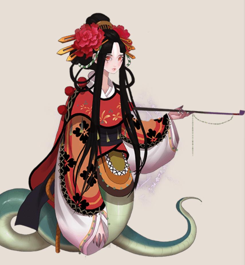 阴阳师手游―清姬