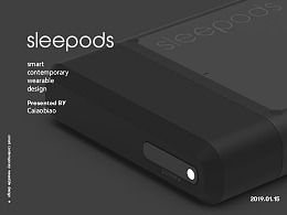 SLEEPODS  /  New Contemporary Wearable Design