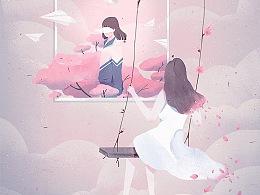 '樱花般的青春'——'Art Wonderland春日物语'艺术展