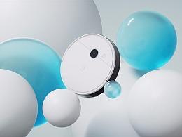 「yeedi一点×多巴胺设计」科沃斯集团新锐品牌yeedi