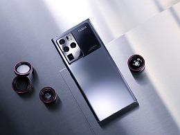努比亚Z30 Pro 「星际银」