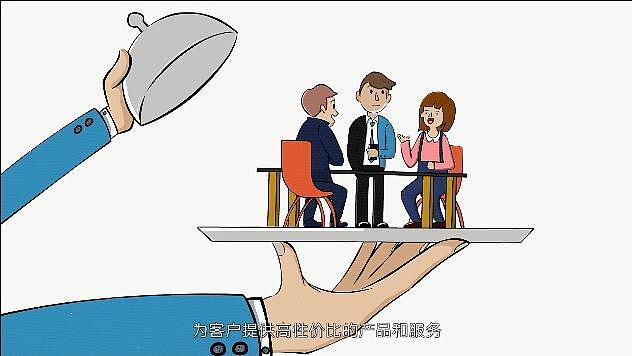 杭州手绘线条,单线条上色动画手绘定格动漫宣传片制作