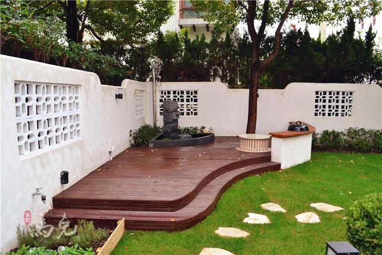 上海江浙别墅屋顶露台特价阳台私家绿化庭院景观花园