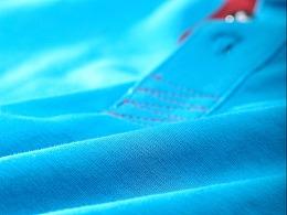 【金沃迪】polo衫运动衣T恤,平铺挂拍摄影