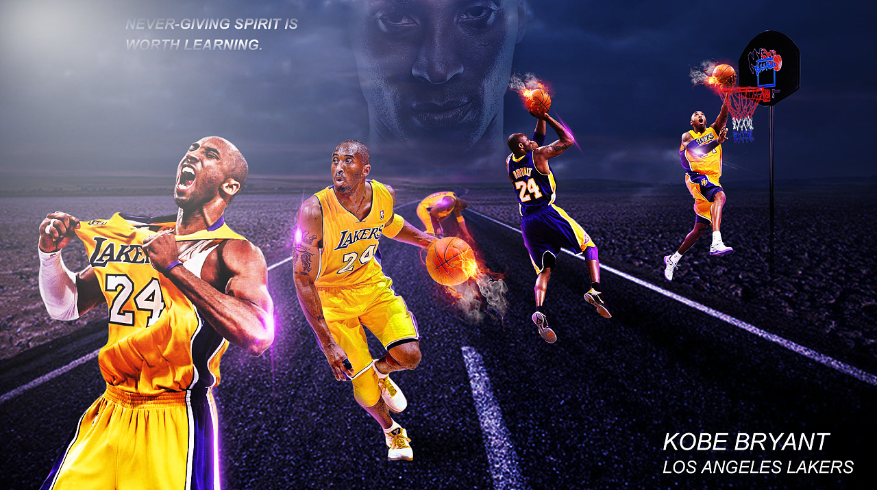 篮球海报 banner图