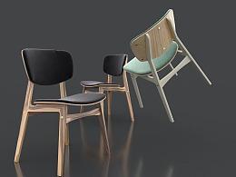 椅子视觉表现