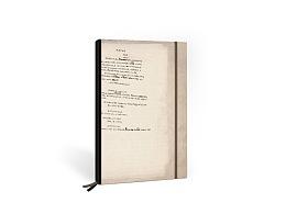 王佐良诞辰100周年笔记本-精装笔记本设计