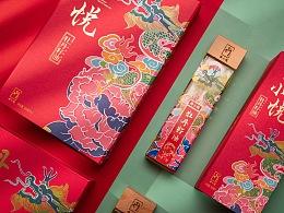 丹小悦牡丹籽油包装设计