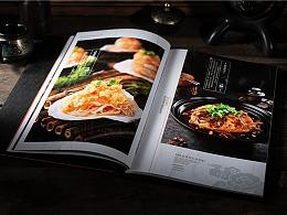 老灶房民间川菜菜谱示例|中餐厅菜谱设计展示|菜谱制作