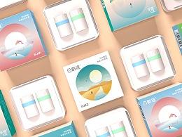 欧普康视产品包装设计