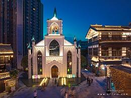 重庆壹木酒店摄影