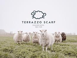 ziinlife-Terrazzo scarf