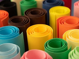 纸有创意之《彩色鸡蛋卷》