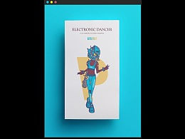 ELECTRONIC DANCER