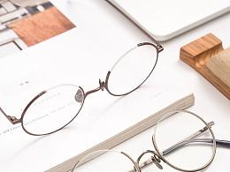 静物练习:眼镜拍摄