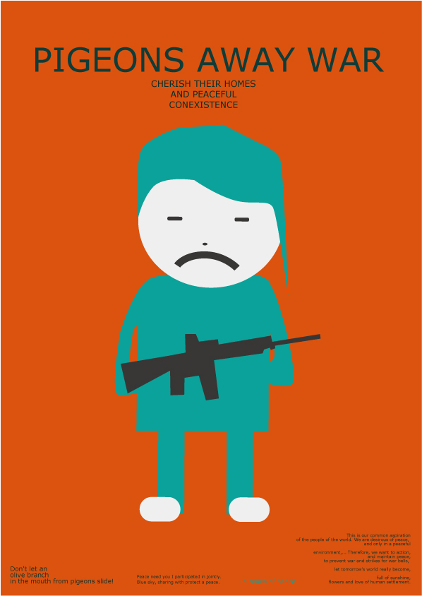 关于真爱和平的儿童画_和平海报图图片展示_和平海报图相关图片下载