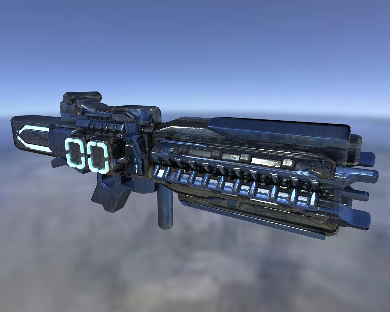 电磁炮_肩扛式电磁炮