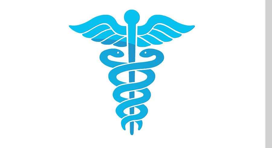 【医学插画矢量图教程】解答网友的提问-如何绘制医学蛇杖标志logo图片