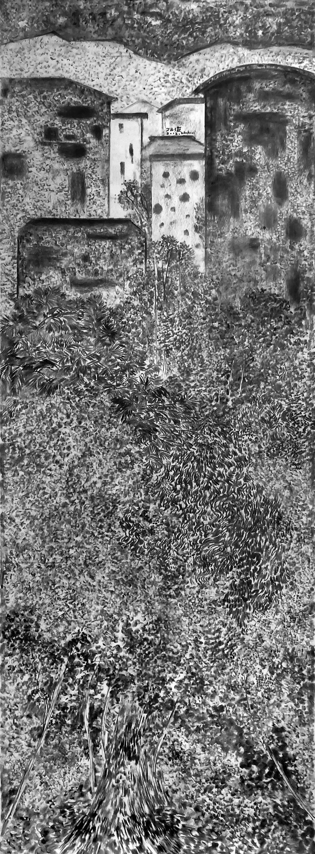 查看《《南方·潮水集》素描系列作品第二辑》原图,原图尺寸:1690x4572