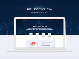 维立方官网网页设计