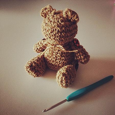 熊的头饰手工制作
