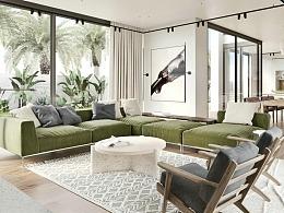 极简清雅的家 - 让自然入驻生活的静雅