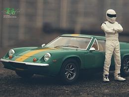 田宫 1:24 Lotus Europa Special