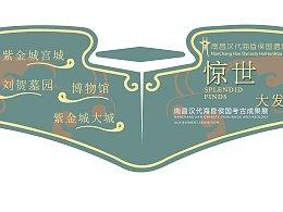 南昌汉代海昏侯国遗址公园导示设计