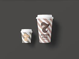 茶饮品牌形象设计-7茶都市茶饮