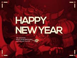 谨贺新年丨Happy New Year