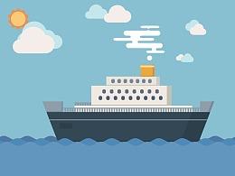 海上轮船进阶——烟雾