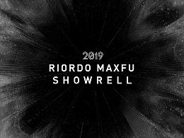 橙子不苦-2019 SHOWREEL