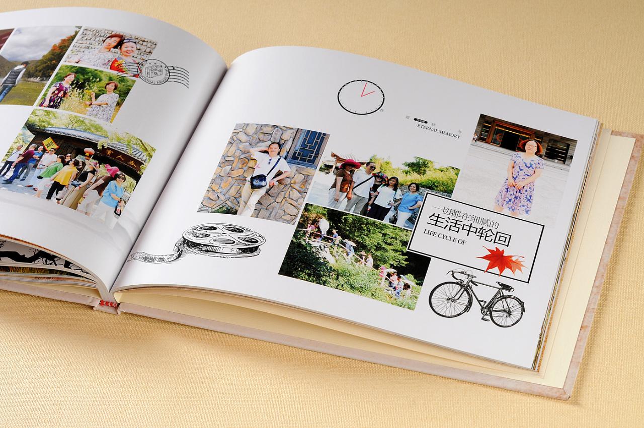 重庆同学聚会相册 重庆同学聚会相册制作公司 相册设计图片