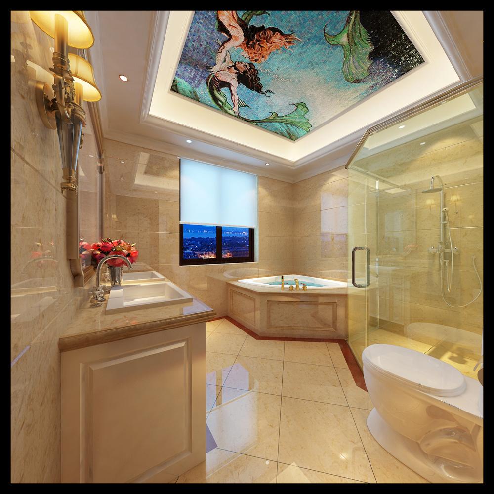 乔治别墅工艺|空间|室内设计|合肥卓域v别墅-原开关庄园注塑面板与模具设计图片
