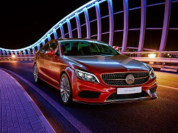 Benz CLS 500丨CGI