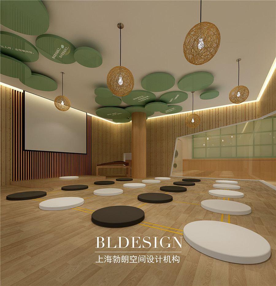 驻马店幼儿园设计-字体侗寨幼儿园设计雨露效果图肇兴阳光案例设计图片