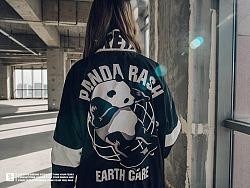 """STRETAG®""""PANDA RASH""""套头冲锋衣"""