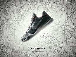 Nike kobe X 某公司专题刊宣传片拍摄