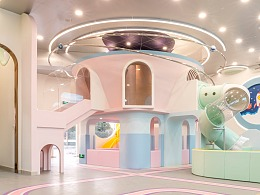 吐泡泡亲子游泳-金沙洲店空间设计