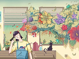 《花房事》