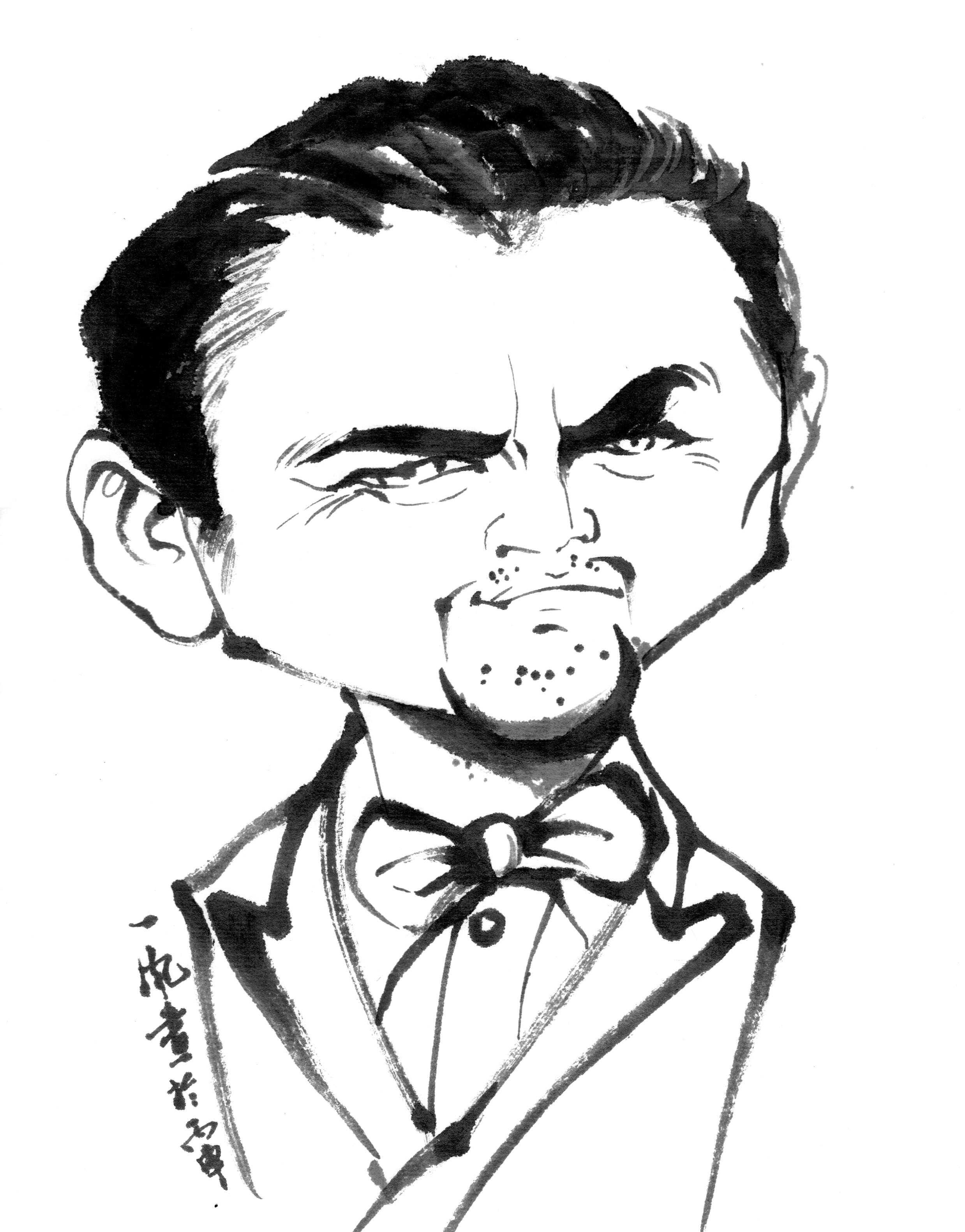 一风作品|动漫|肖像漫画|一风老师 - 原创作品 - 站酷